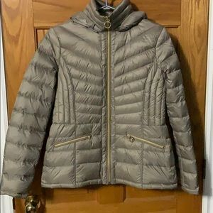 Michael Kors Packable down-filled jacket